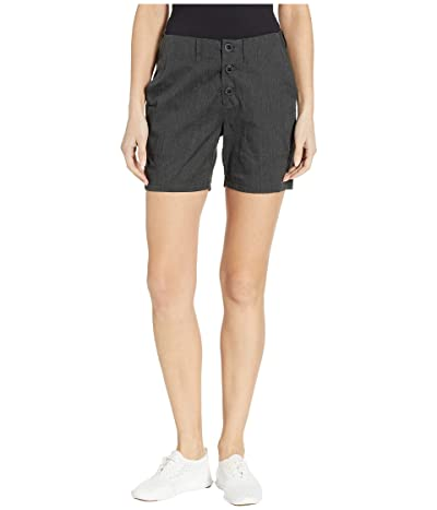 NAU Stretch Motil Shorts (Caviar Heather) Women