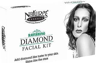 Nature's Essence Diamond Facial kit (Combo Of 6)