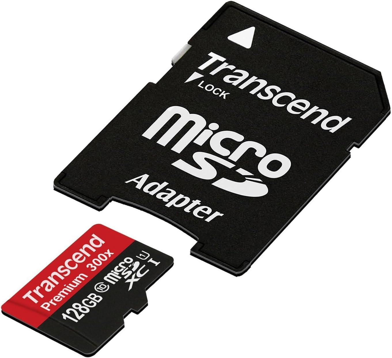 Samsung Galaxy Tab E 9.6 Tablet Memory Card 128GB microSDHC Memory Card with SD Adapter