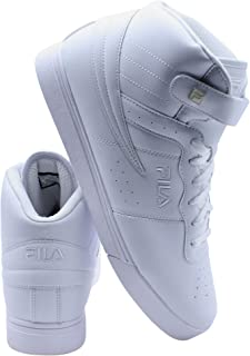 Fila Vulc 13 MP Mens Solid Black Athletic Sneaker Shoes