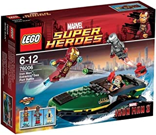 LEGO Super Heroes - Iron Man: E x