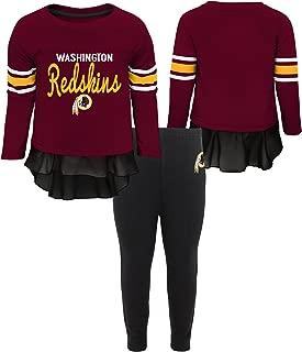 Outerstuff NFL Girls Mini Formation Long Sleeve Top & Legging Set