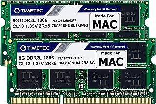 Timetec Hynix IC 16GB Kit (2x8GB) DDR3 PC3-14900 1866MHz Apple iMac 17,1 w/ Retina 5K display (27-inch Late 2015) A1419 (E...