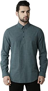 Peter England Men's Cotton Kurta