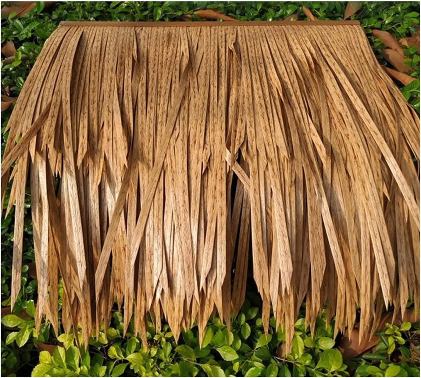 Fake Straw Simulation Wholesale Thatch Plastic Max 87% OFF Tile Wool Man-Made PV