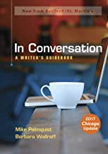 In Conversation: A Writer's Guidebook