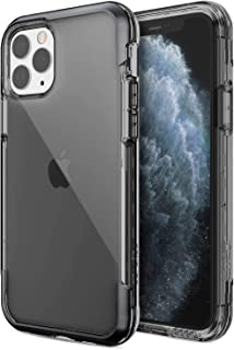 Defense Air, iPhone 11 Pro Case - Military Grade Drop Tested, Anodized Aluminum, TPU, and Polycarbonate Protective Case for Apple iPhone 11 Pro, (Smoke)