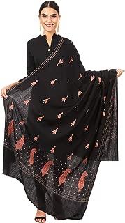 Best kashmiri needlework shawls Reviews