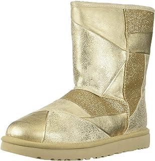 Gold Women's Boots | Amazon.com