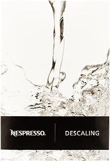Nespresso Descaler 3035/CBU-2 for Essenza, Lattissima, Cube, Citiz, Pixie - One Box with 2 Bags