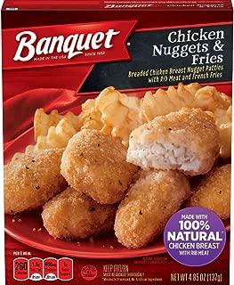 Best banquet chicken nugget meal Reviews