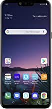LG G8 ThinQ with Alexa Hands-Free – Unlocked SMARTPHONE – 128 GB – Aurora Black (US Warranty) – Verizon, AT&T, T–Mobile, S...