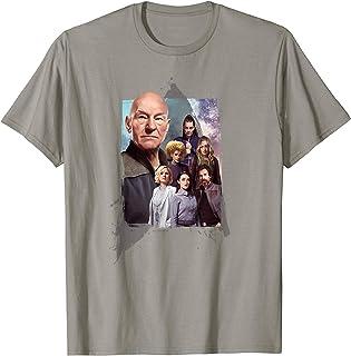 Star Trek: Picard Crew Delta T-Shirt