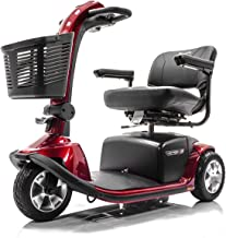 Pride Victory 10 3-Wheel Scooter - Red
