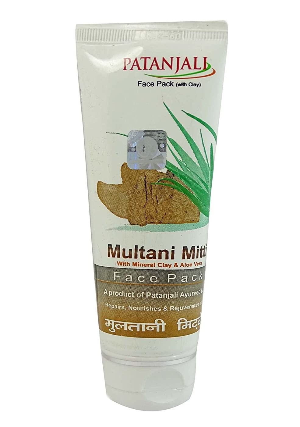 余分な望ましいパーセントムルタニミッティ フェイスパック 60g Multani Mitti Face Pack