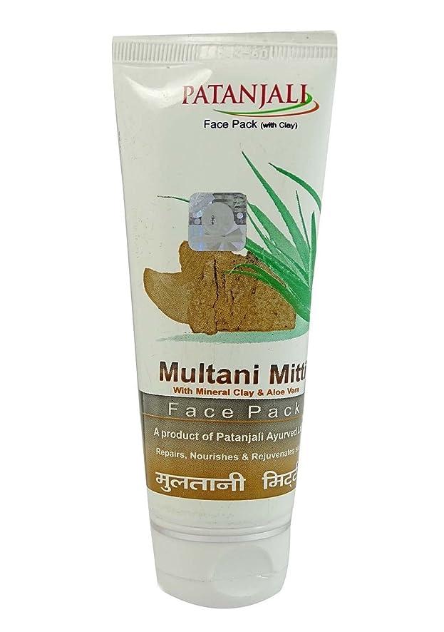 依存ハウジング墓地ムルタニミッティ フェイスパック 60g Multani Mitti Face Pack