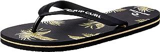 Rip Curl Men's Maui Thong, Black/Khaki/SKU