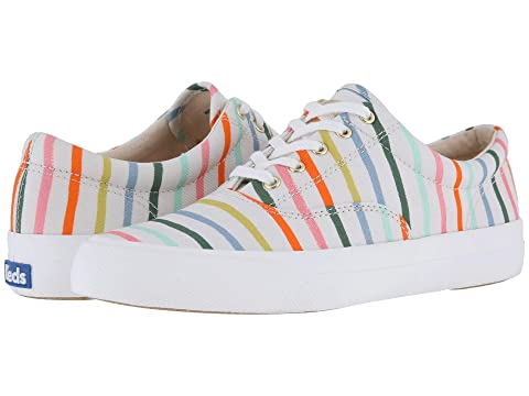 Keds x Rifle Paper Co. Anchor Happy Stripe