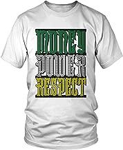 Amdesco Men's Money Power Respect T-Shirt