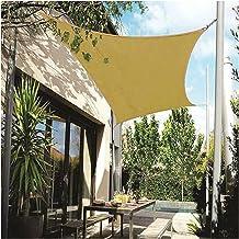 LIXIONG Zonnekap Zeil, UV-bescherming Privicy Shading Net, duurzaam windscherm kas luifel voor buiten tuin Pergola, aangep...