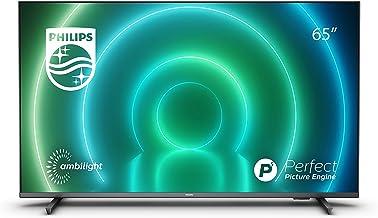 Tv 65 pollici philips 65pus7906/12 164cm 65