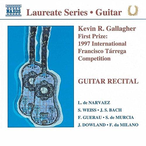 Amazon.com: Guitar Recital: Kevin Gallagher: Kevin R ...