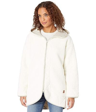 Royal Robbins Urbanesque Sherpa Jacket (Creme) Women