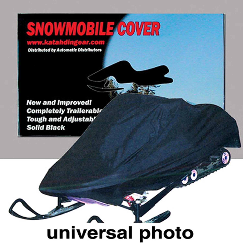 Universal Popular popular Snowmobile Cover - Large Fits Arctic 1989 El Cat Max 57% OFF Tigre