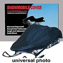 Universal Snowmobile Cover - Large 1980 Ski-Doo Blizzard 7500 Plus Snowmobile