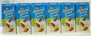 #585245 マルサン アーモンド・ブリーズ 砂糖不使用 乳成分不使用 1000ml×6本セット