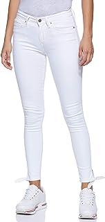 Tommy Hilfiger Women's Ww0Ww22285-White Tommy Hilfiger Skinny Jeans for Women - White