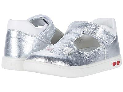 Primigi Kids 54037 (Infant/Toddler) (Silver) Girl