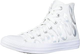 Converse Women's Chuck Taylor All Star Logo Print High Top Sneaker