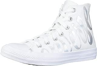 Women's Chuck Taylor All Star Logo Print High Top Sneaker