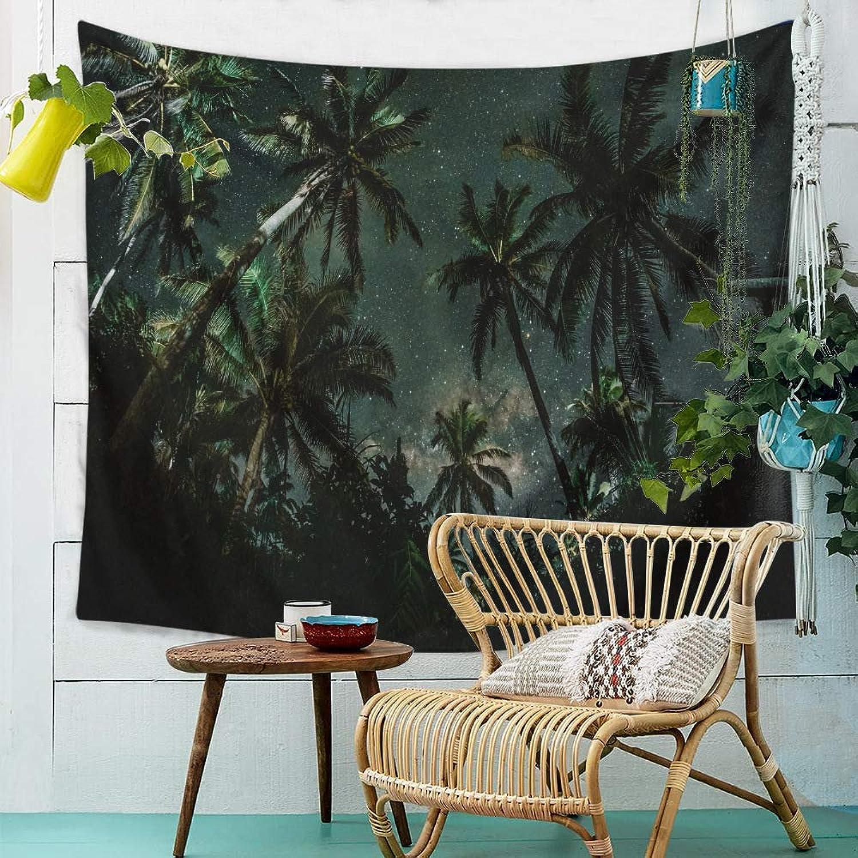 XINSU Home Toalla de Playa de Playa, Palmera, Tapiz Multifuncional, Manta de Parojo (Color   GT1241-1, Talla   230  150)