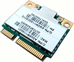 Qualcomm Atheros Ar9285 Ar5b95 Half Mini Pci-e Wlan Wireless Card 802.11n