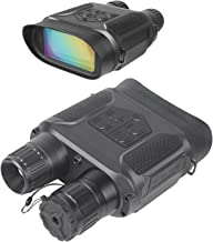 Digital Night Vision Binoculars for Hunting 7x31 with 2 inch TFT LCD HD Infrared IR Camera & Camcorder 1300ft/400M Viewing Range Takes 5mp Photo & 640p Video