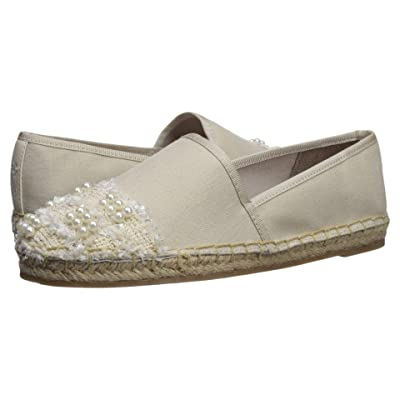 Circus by Sam Edelman Lane (Modern Ivory Textured Woven Canvas/Pearl Boucle) Women
