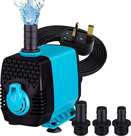 Amazon co uk: Water Pumps & Accessories: DIY & Tools