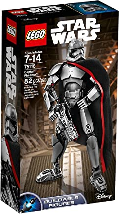 LEGO Star Wars Captain Phasma 75118 Star Wars Toy