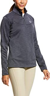 Women's Conquest 1/2 Zipshirt