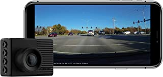 """Garmin Dash Cam 56, Wide 140-Degree Field of View in 1440P HD, 2"""" LCD Screen and Voice Control, Very Compact with Automati..."""