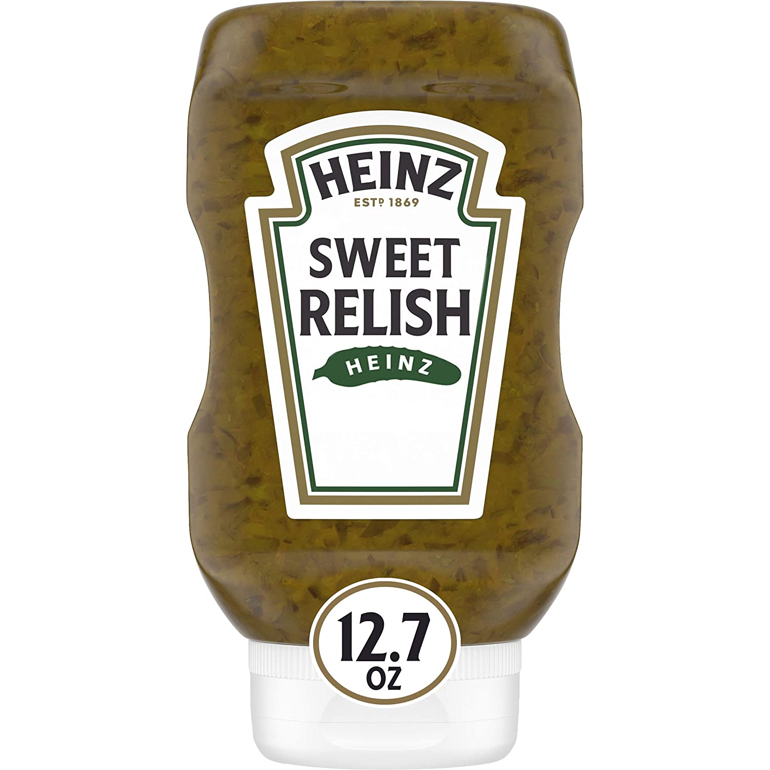 Heinz Popular products Sweet Relish Minneapolis Mall 12 ct Bottles fl 12.7 Pack oz
