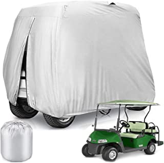 Best golf cart cover with rear seat Reviews