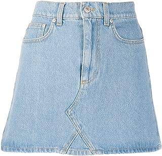CHIARA FERRAGNI Luxury Fashion Womens CFST032DENIM Light Blue Skirt |