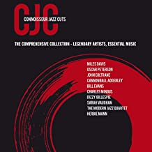 CJC Connoisseur Jazz Cuts: The Comprehensive Collection - Legendary Artists, Essential Music