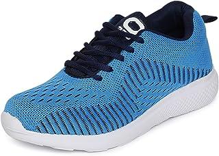 Pro by Khadim's Textile EVA Sole Blue Sports Shoes for Women