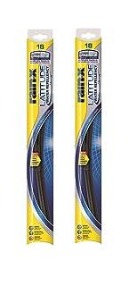 Rain-X Latitude Water Repellency Wiper Blade Combo Pack