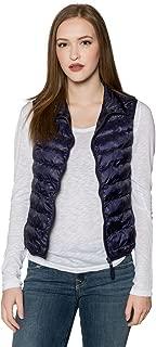 Diedree Printed Puffer Vest