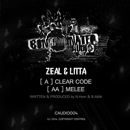 Clear Code / Melee by Zeal & Litta on Amazon Music - Amazon com
